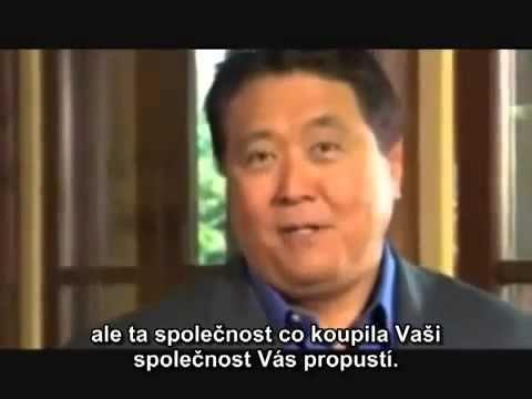 Robert Kiyosaki o  MLM s CZ Titulky