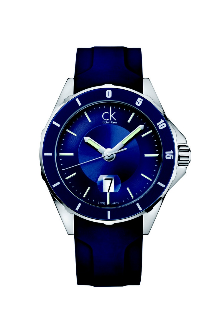 ck play, el reloj para el hombre deportista de look sofisticado. www.thepoint.mx