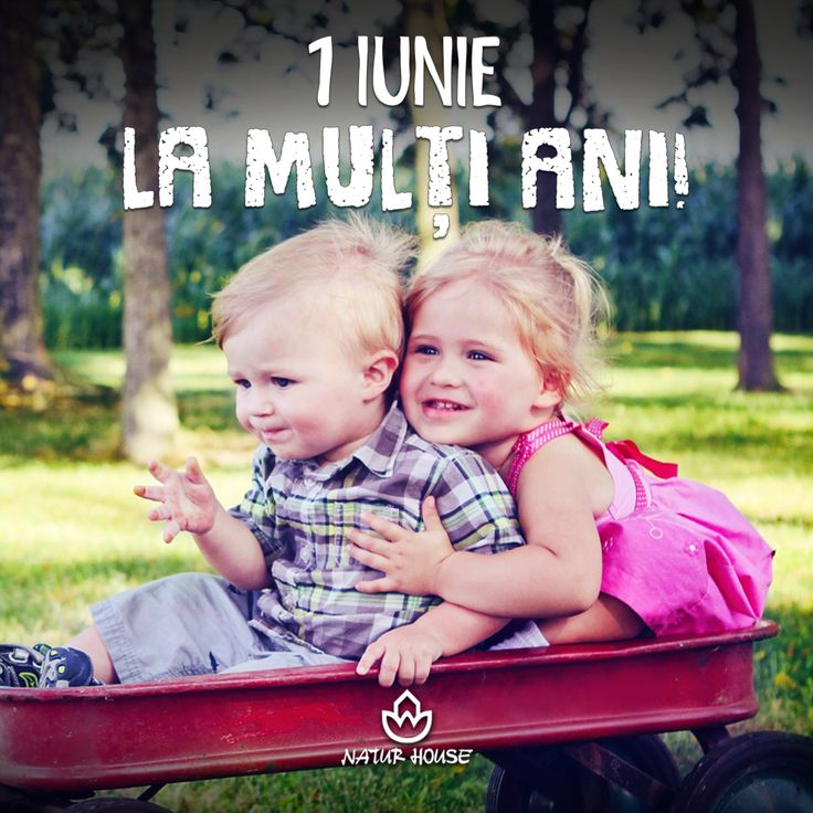 Copilăria e vârsta la care cea mai profundă bucurie poate fi un zâmbet curat. Lumea copilăriei este una aparte, plină de lumină și armonie. La mulţi ani tuturor copiilor și de asemenea tuturor părinților! Să vă bucurați de copiii voștri! #1iunie #ZiuaCopilului