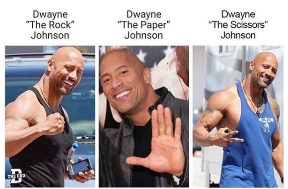 16 The Rock Memes That Ll Dwayne All Over Your Parade Dwayne