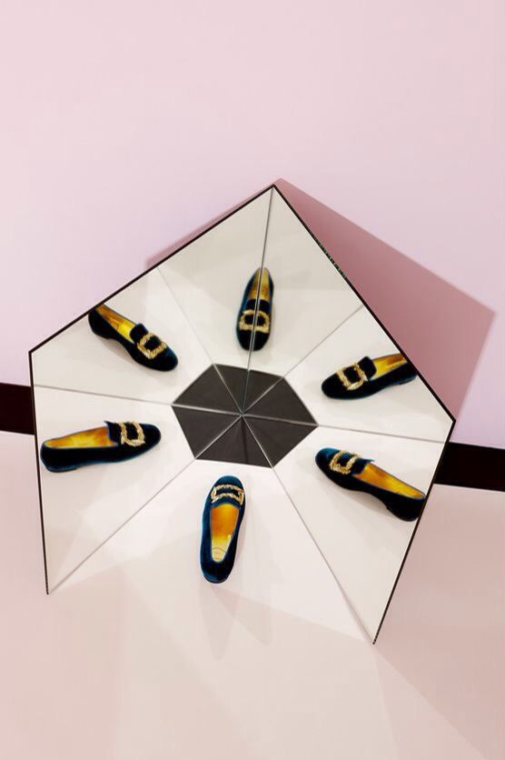 "Roger Vivier FW1314 ""Sexy Cult"" collection"