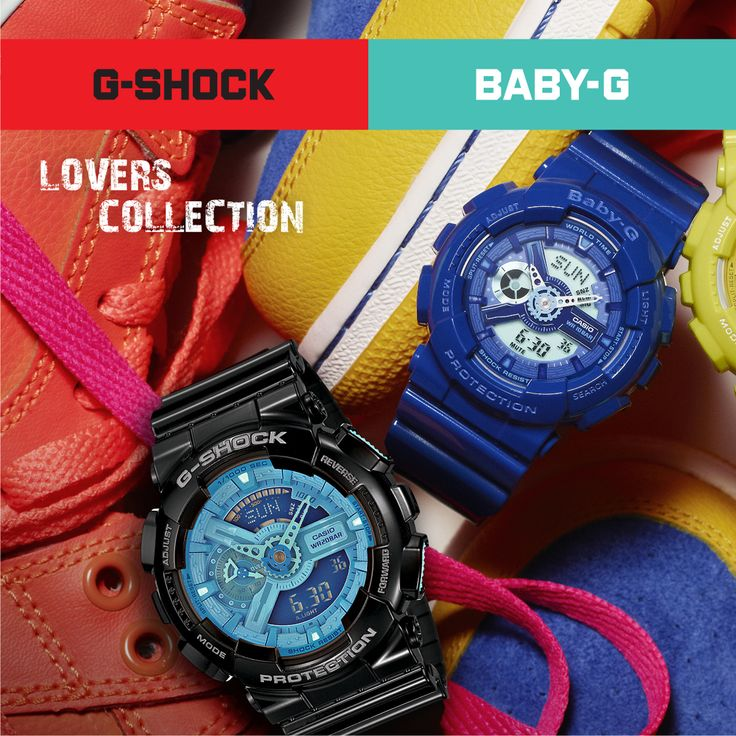Upto 20% off on #Casio Baby-G & G-Shock Collection!!