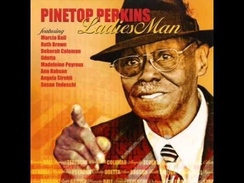 Susan Tedeschi & Pinetop Perkins ~ Since I Lost My Baby