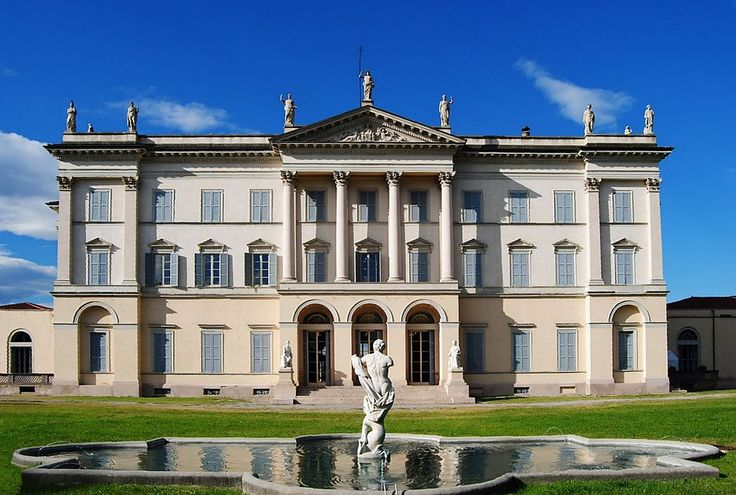 Villa Cusani Tittoni Traversi | Desio #brianzaville