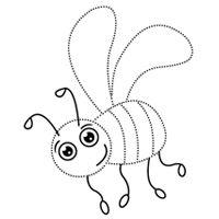 Kiddoland: Uzupełnianka Pszczoła