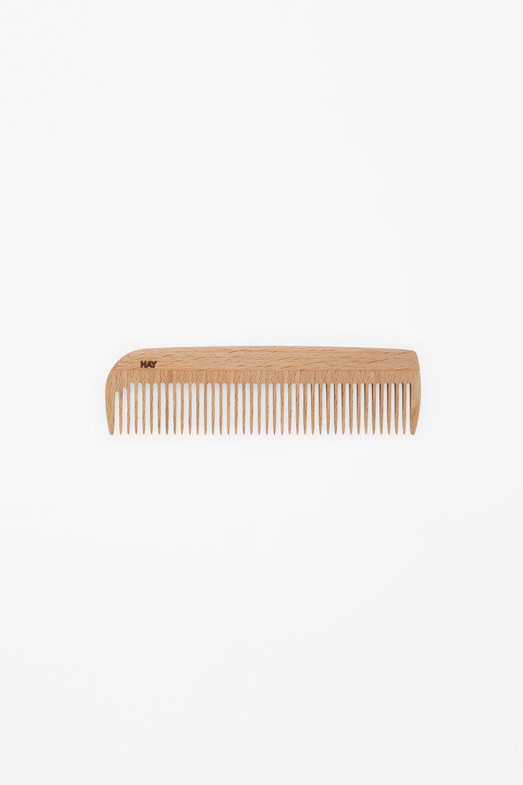 COS × HAY wishlist | Wooden comb