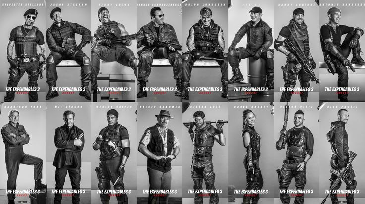 expendables 3 | the expendables 3 cast 1024x575 The Expendables 3 Trailer: Time to ...