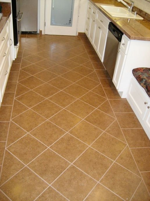 17 best images about tile ideas on pinterest master for Kitchen floor patterns