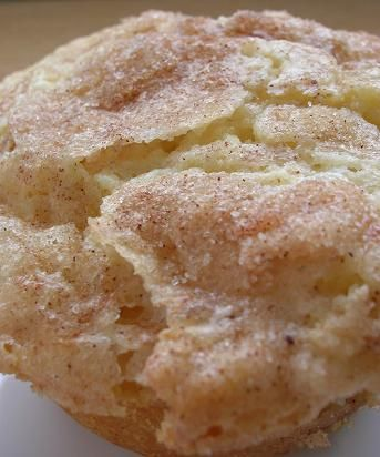 snickerdoodle muffin recipe