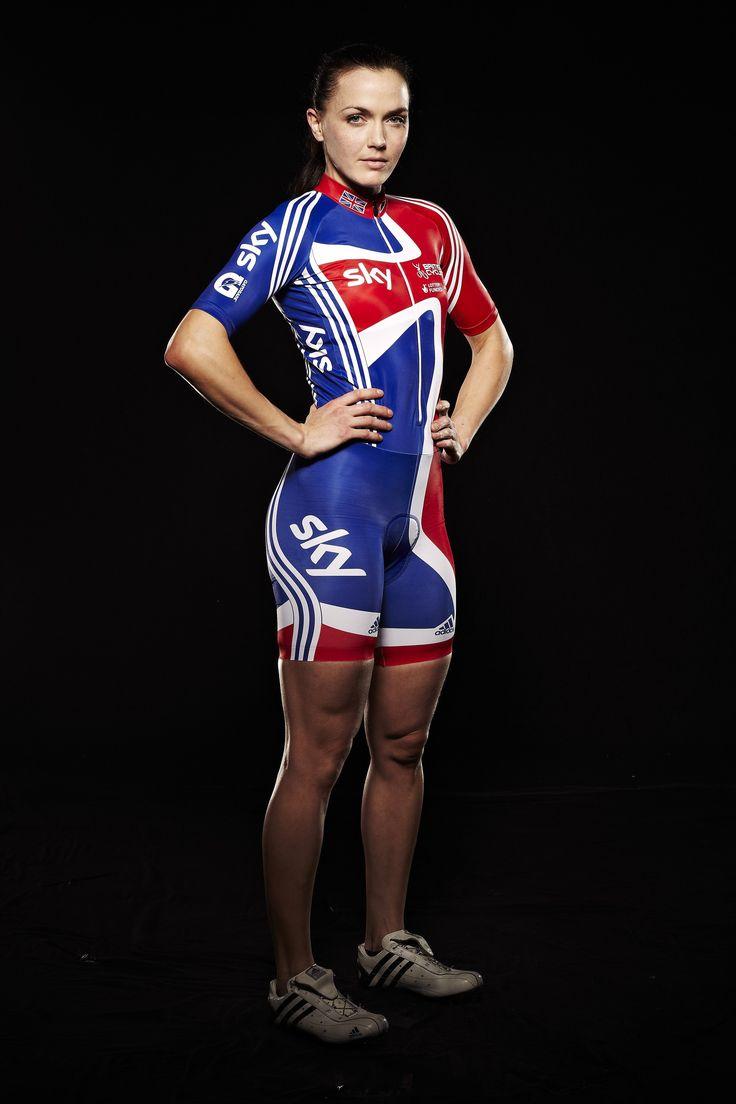 British cyclist Victoria Pendleton