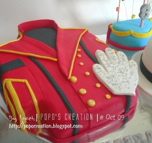 Tori would love a Michael Jackson cake for her birthday. I am just not sure I can do it.