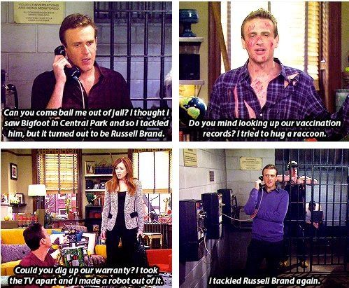 Himym no questions asked