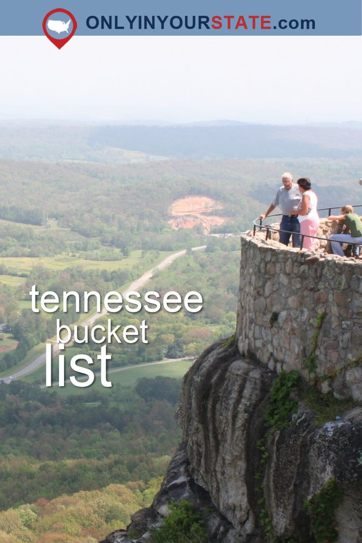 Travel | Tennessee | Attractions | Sites | Things To Do | Bucket List | Activities | Challenge | Hiking