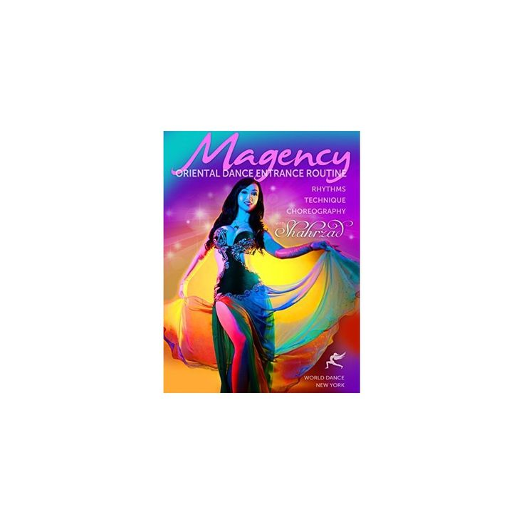 Magency: Oriental Dance Entrances with Shahrzad (Dvd)