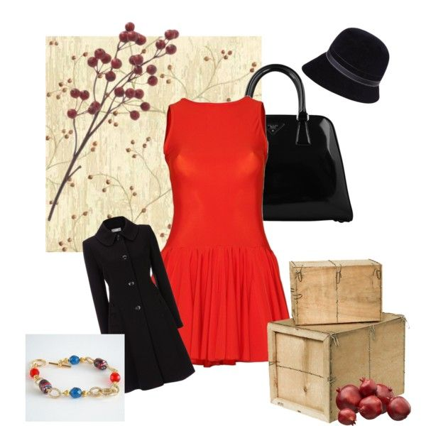 """""""Classic Lady"""" by valeriatelier on Polyvore"""