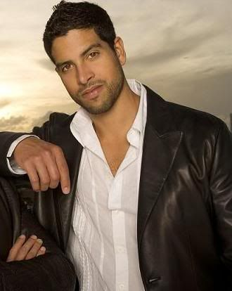 "Adam Rodriguez from ""I Can Do Bad All By Myself"", ""CSI Miami"" and ""Magic Mike""."