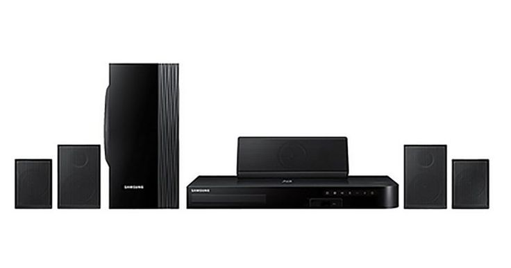 Samsung HT-J4100 Home Theater System