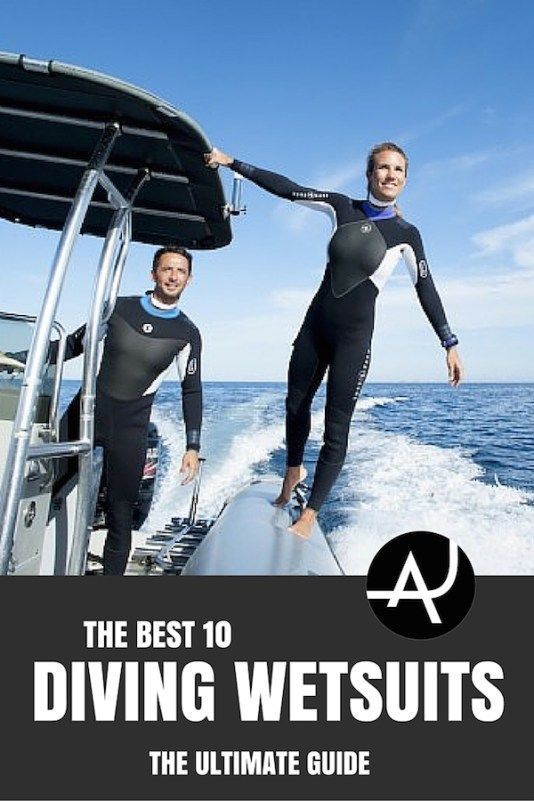 Scuba Diving Wetsuits 101. Find out why you need a good wetsuit, what to consider when choosing one and the 10 best diving wetsuits available for your needs