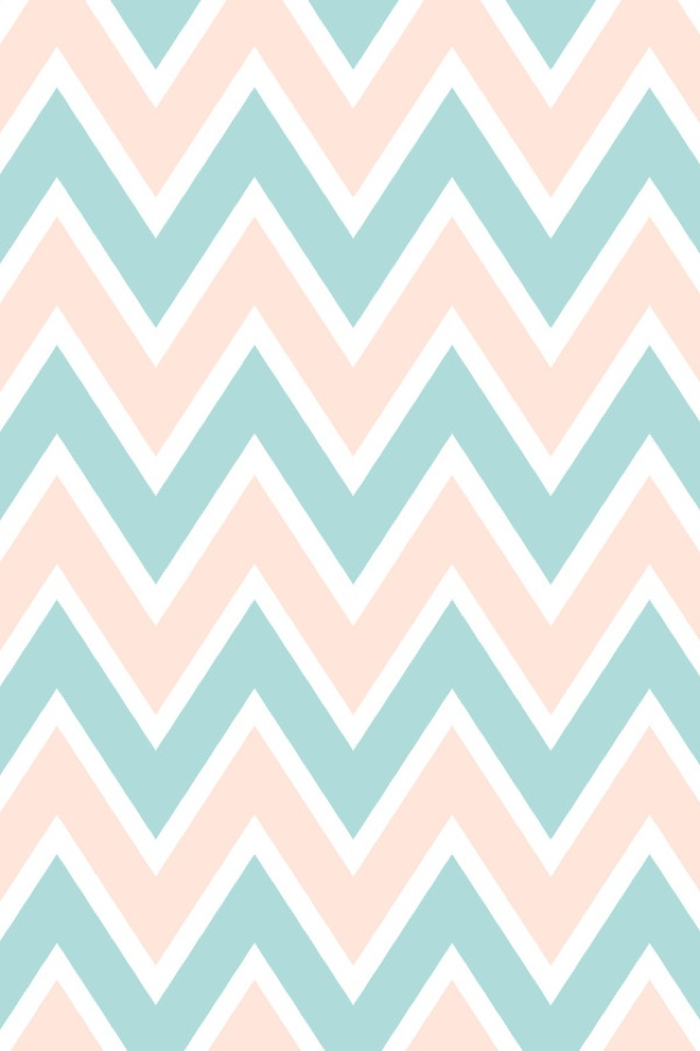 pastel chevron wallpaper - photo #3