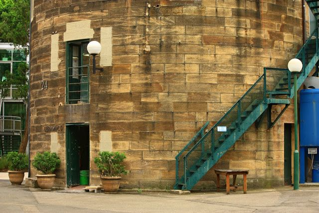 Since 1996 the old Darlinghurst Gaol has been the home of the National Art School.