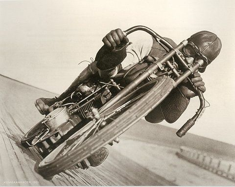cool pic - board track racing
