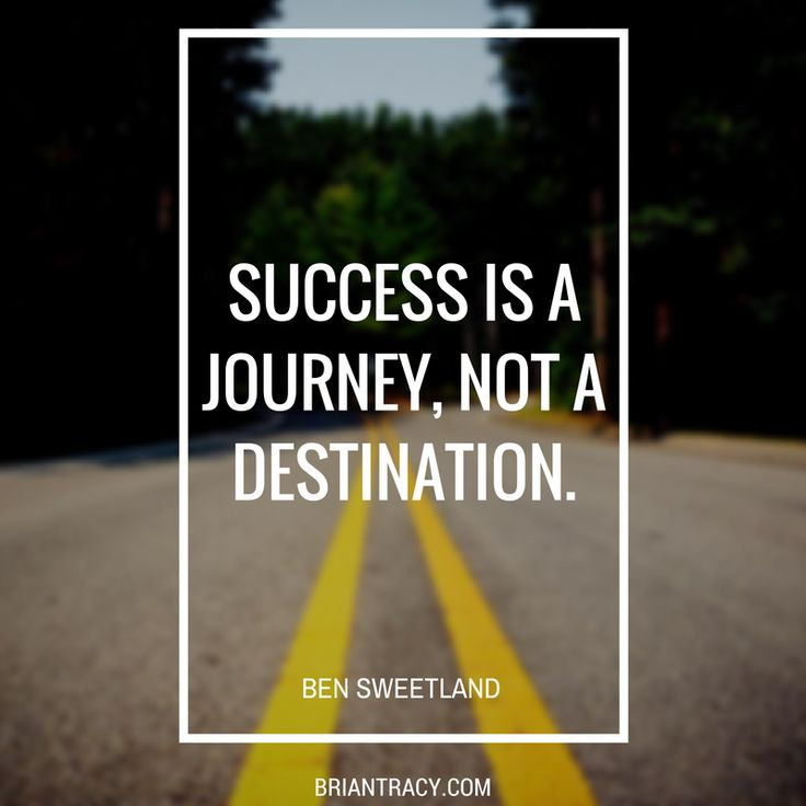 Quotes On Journey Of Success: 118 Best Images About Quotes On Success On Pinterest