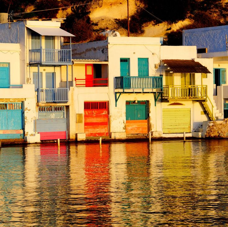 Milos Island/Klima - Cyclades/Greece Photo by: instagram @mkyritsis #milos #milosisland #milos_island #milosphenomenon #aegean #cyclades #hellas #greece #grecia #grekland #bestisland #visitgreece #visit_greece #vacations #travel #holidays #cyclades_islands #greekislands #griechenland #reasonstovisitgreece #travel_greece #klima #colors #sea #landscape #village #tradition #nature