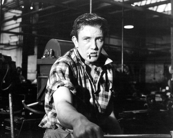 """""""Whatever people say I am, that's what I am not"""" Albert Finney - Saturday Night, Sunday Morning"""