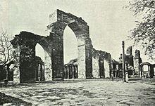 Iron pillar of Delhi - Wikipedia, the free encyclopedia