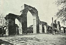 Iron pillar of Delhi - Wikipedia, the free encyclopedia