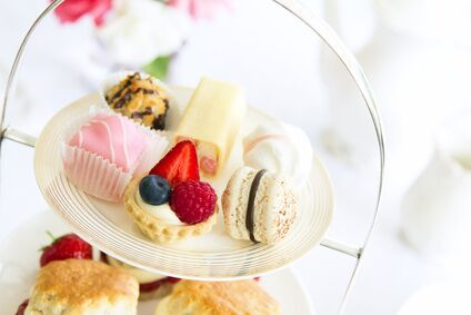 Enjoy English Tea sessions between 2pm - 4pm! Try our fresh sandwiches, traditional Scottish cakes, biscuits and homemade scones, all served with specialty teas and coffees! Only from £16.00 per person!   http://bit.ly/1PQMQfH