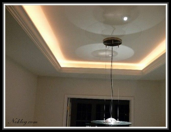 Ceiling Tray Lighting: Wonderful Led Lights For Tray Ceiling Design Idea More