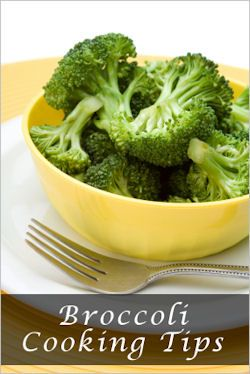 How To Steam Broccoli In The Microwave: {Quick & Easy} : TipNut.com