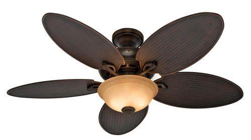 $143 - Hunter 52 in. Bowl Cape Breton Ceiling Fan at Menards
