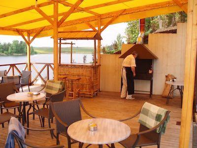 Unterkunft am Wasser | Litauen Angelreise