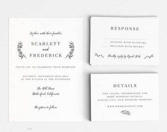 best 25 botanical wedding invitation sets ideas on pinterest