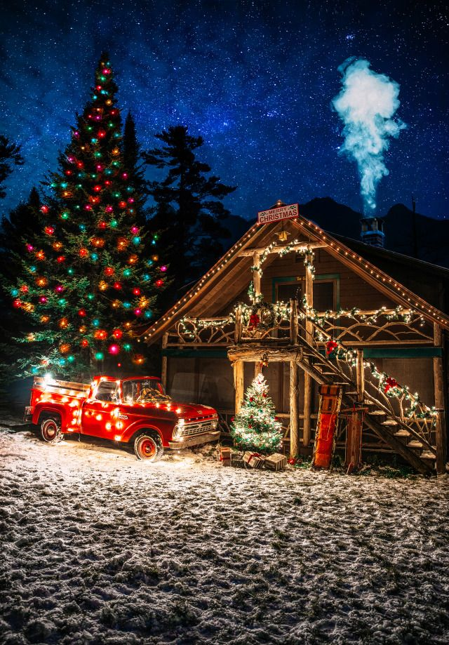 Christmas Tree Lighting In Tupper Lake Ny 2020 Pin by Ivan Madic on Wallpapers in 2020 | White christmas lights