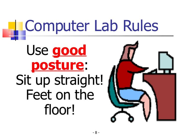 computer lab rules regulations Rules for the computer lab you can download the ready to print rules sheets or copy the rules you prefer to use on your own sheets.