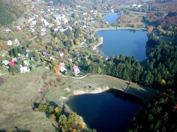 Banská Štiavnica - Tajchs