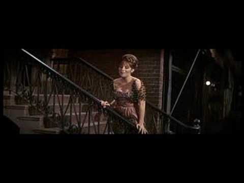 """'People' from the musical 'Funny Girl.' Just heard this song -it's sweet :) --------------""""People who need people, are the luckiest people in the world."""""""