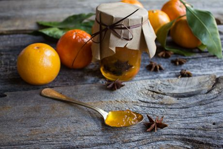 Mandarin & Clementine Preserves with Star Anise http://redpathsugar.com/mandarin-clementine-preserves-with-star-anise/