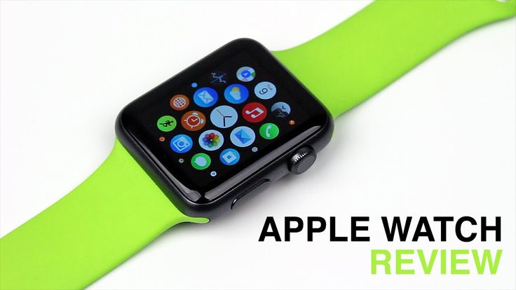 awesome Review: Apple Watch 42mm Sport