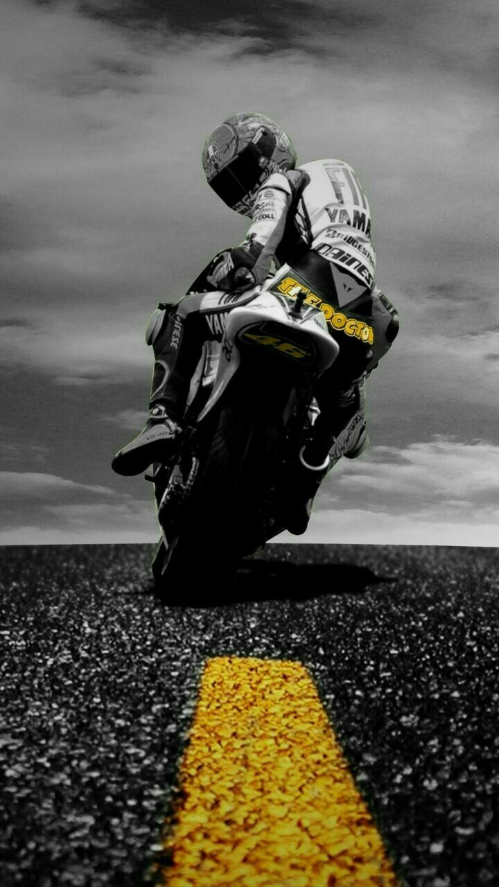 Pin By Recep Karadag Blog Instagram On Phone Backgrounds In 2020 Valentino Rossi Motorcycle Tattoos Motorcycle