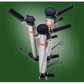 Silvitec planterør, diameter indv. 55mm, m. extra håndtag. Passer til 36 og 42 mm Jiffy-7 skovbriketter.