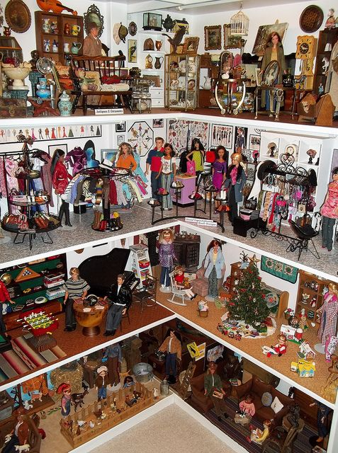 Part Two of The Dream Doll Room Tour! :) by A Doll Affinity, via Flickr