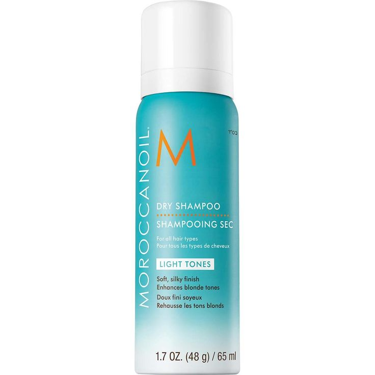 Moroccanoil Dry Shampoo Light Tones 65ml.