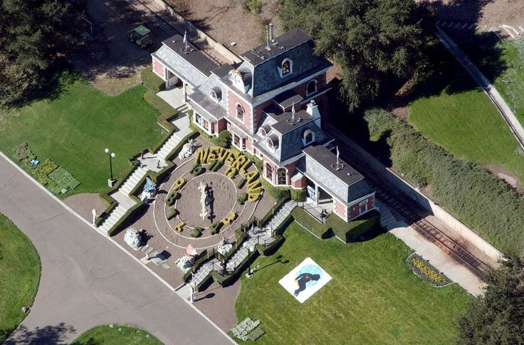 Venden casa de Michael Jackson, por solo ¡$100 millones!