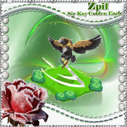 Sir Kay Golden Eagle  32 WLP