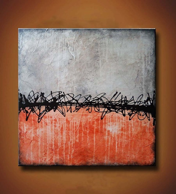 1000 ideas about abstract painting techniques on for Textured abstract art techniques