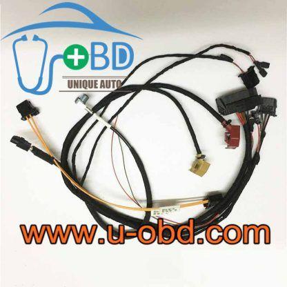 AUDI 2G 3G 3GPlus Audio entertainment MMI test platform harness